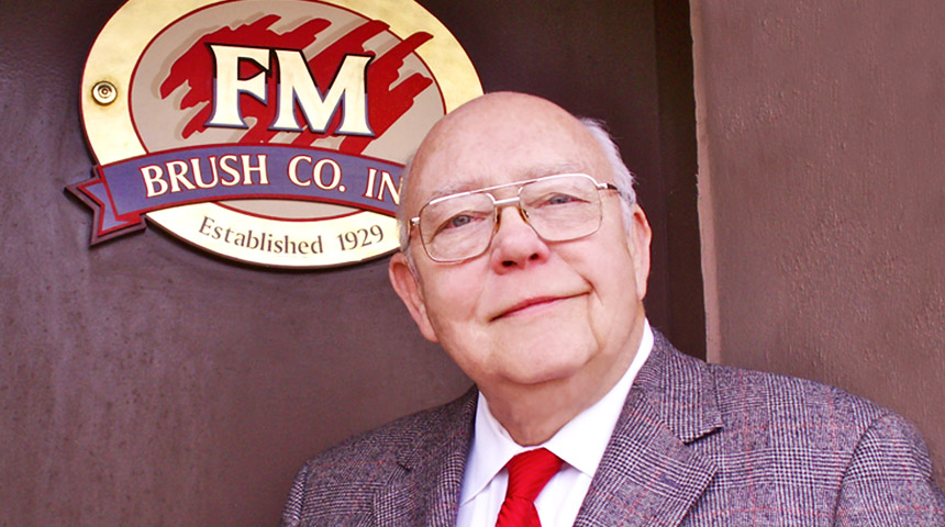Fred Mink to Receive 2015 Man of the Year
