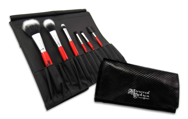 Mineral Optics Custom Brush Sets