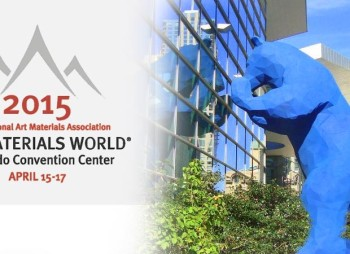 Art Materials World 2015 Colorado