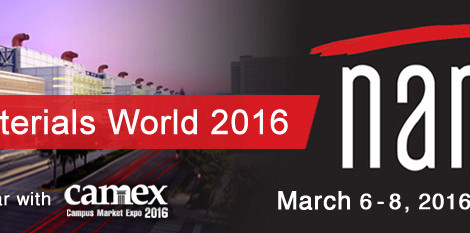 NAMTA's Art Materials World & CAMEX 2016