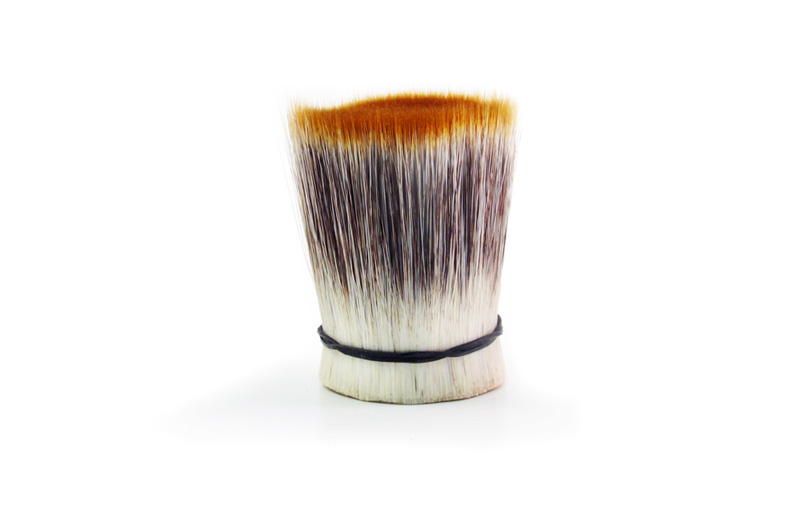 FM Brush Faux Badger Hair