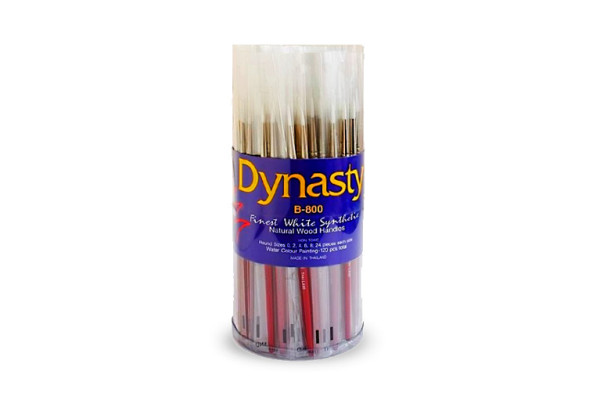 Dynasty Canister Packaging