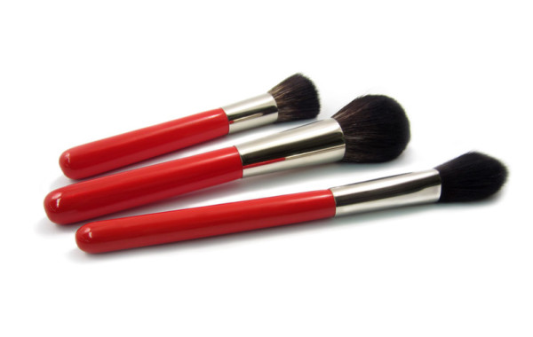 FM Cosmetic Brushes- Custom Dipped Handles