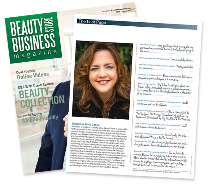 Beauty Store Business Profiles Jackie Mink Cooper